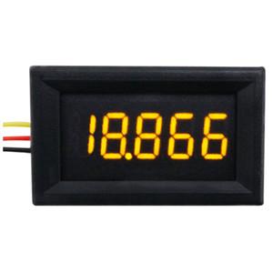 RD 0,36 polegadas DC0-33V 3 fios voltímetro Digital 5 Bit display AMARELO