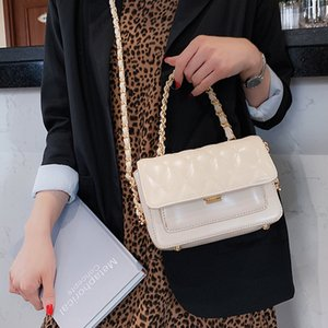 Women's Bags Bag Fashion New Quilted 2020 Bag Clutches Tote Lrvwl Messenger Fairy Women's Shoulder Handbag Little Chain Ldtrn