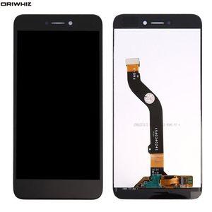 Dokunmatik Ekran Sayısallaştırıcı için Huawei P8 ile ORIWHIZ Ekran LCD Hayır Frame lite onuruna 8 için 2017 PRA-İU1 PRA-LX1 PRA-LX3 lite
