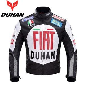 2017 Последние одежд для верховой езды профессионального мотоцикла DUHAN беговые мотоцикла куртки 600D Оксфорд ткань.
