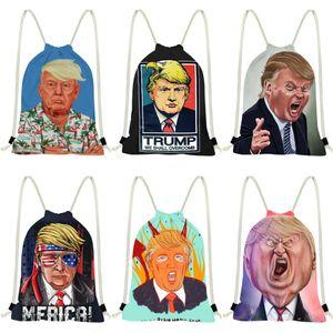 Trump-European Fashion Female Tote Bag 2020 New Quality Pu Leather ' S Trump Handbag Лента Для Волос Мяч Плечо Messenger Сумки #788