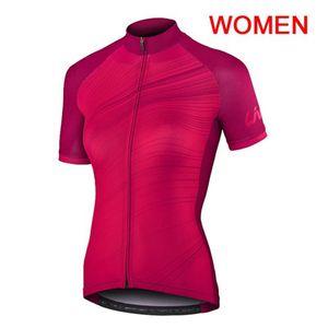 2019 Новый LIV Team велоспорт Джерси женщины лето велосипед одежда с коротким рукавом дорожный велосипед рубашка Ropa Ciclismo Mujer Открытый Спортивная Одежда Y060101