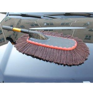 Nettoyage rétractable voiture longue poignée Car Wash Brosse Duster poussière Wax Vadrouille épousseter