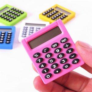 Boutique Schreibwaren Kleine Quadratische Rechner Personalisierte Mini Candy Farbe Schulbüro Elektronik Kreative Rechner