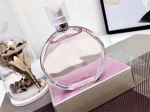 여성 분홍색 CHANCE 퍼퓸 스프레이 EAU TENDER 오 드 뚜왈렛 100ML 지속 향수에 대한 HOT의 Famouse 향수