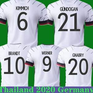 2020 Thailand Germany jersey MULLER REUS soccer jersey Germany shirt KROOS DRAXLER GOTZE HUMMELS football Jersey kids soccer uniform kit