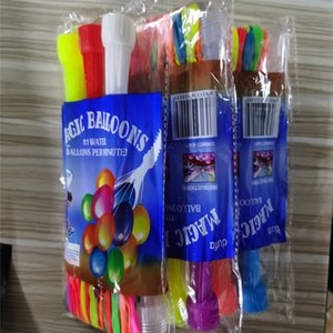 Water Balloons 1Pcs=111balloon Colorful Water filled Balloon Bunch of Balloons Amazing Magic Bombs Toys filling Water Ballons Games toys Q03