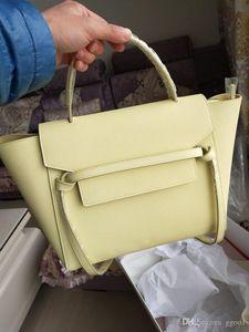 2018 новые женщины натуральная кожа ремень сумки высокого качества роскошные известный desigher крест шаблон трапеция Фантом сумка DHL бесплатная доставка