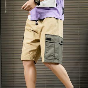 New Style Mens Shorts neuester Sommer beiläufige Kurzschluss-Mann-Baumwoll Mode Herren Short Bermuda Beach Short Plus Size S-4xl Jogger Männlich