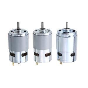Support de moteur / moteur à engrenages 775/795/895 DC 12V-24V 3000-12000RPM Motor