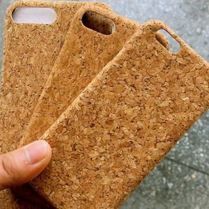 Sock Cork Téléphone mobile Coque iPhone de téléphone portable de cas 6 7 8 X / XS XR XS MAX résistant à l'eau résistant à la saleté