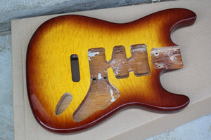Special Price Hot sale Electric Guitar Body With Maple Veneer,Can be customized as your request