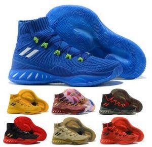 Мужские Сумасшедшие Взрывоопасные Носки Баскетбольная Обувь Кроссовки D Rose 2017 Vegas Белье Синий Алый Эндрю Уиггинс Высокое Качество Спорт Дешевые Туфли