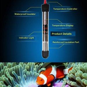 Constant temperatura del acuario Calefacción automático de varilla de la tortuga termostato Otros peces de acuario