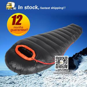 Campingausrüstung Schlafsack im Freien Duck Down-Schlafbeutel MummyWinter unten Beutel 1 kg 1,5 kg Schlaf