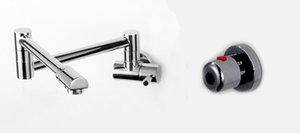 Thermostatic Kitchen Faucet hot and Cold Kitchen Tap Wall Water Mixer torneira cozinha grifos cocina dragon lanos SF897