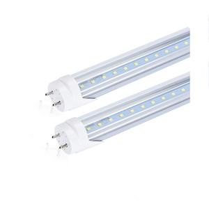 Led 튜브 주식 밸러스트 바이 패스 높은 색 렌더링 T8 LED 튜브 광원