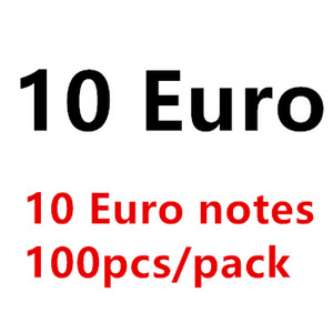 Euro dolar fatura çocuk oyuncak bilet film sahte para Prank prop Euro dolarlık banknot çocuk oyuncak bilet film para