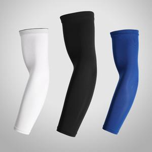 Bras cyclisme manches New Sports de plein air manches Elite bras de compression pour le basket Coudières de maintien au chaud sécurité Sun Protector Équipement de vélo M5Y
