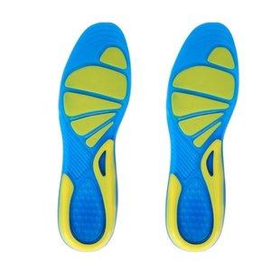 Schuh-Auflage Sport Orthopädische Einlegesohle TPE Laufen Militär Unisex Anti-Rutsch-Stoßdämpfung Fußpflege Stable Gehen Einsatzkissen