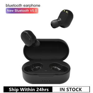 M1 5 0.0 سماعات بلوتوث مقابل Redmi Airdots سماعات الأذن اللاسلكية توس إلغاء الضوضاء سماعة للتكلم الحر مع الشحن مربع للحصول على الهاتف