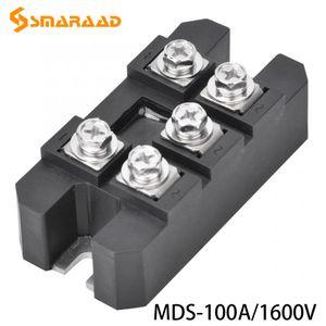 MDS 100A 1600V Regler für Windgeneratoren 3-Phasen-Gleichrichter-Bridge-Modul 5 Anschlüsse Generator Starter Kein Bruch-Controller