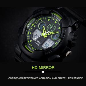 2020 SMAEL Brand Watch Men Sport LED Digital Male ClockWristwath Mens watch top brand luxury Relogios Masculino Montre Homme WS1027