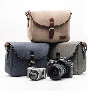 Retro Photo Camera Bag Case Cover For Canon EOS 5D Mark III II 200D 77D 7D 80D 800D 1300D 6D 70D 760D 750D 700D 600D 100D 1200D 1100D SX540
