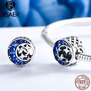 100% 925 Sterling Silver Sparkling CZ Snowflake Pendant Dangle Beads fit Original Charm Bracelet Necklace Valentine Day Gift