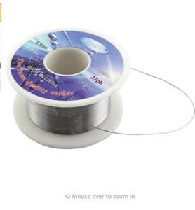 Tin lead Rosin Core Solder Wire 0.3mm 2% Flux Reel Welding line 50G Fishing Tools New