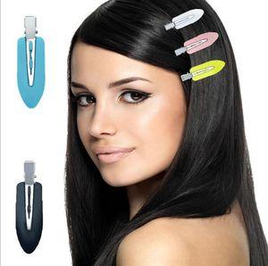 2020 Os mais recentes clipes Moda Seamless Sem Bend Nenhuma Crease Mark cabelo das mulheres maquiagem Hair Styling Bangs Clipe