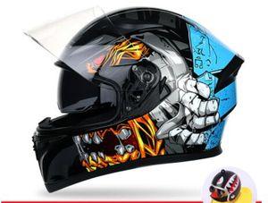 Jiekai Full Place Motorcycle Helmet 2 Windshield Quick Release Lens Helmet Safe Helmet Casco Casque Motorbike Racing Dot одобрен