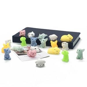 2019 New Fidget Decompression Spielzeug Animal Extrusion Vent Spielzeug Squishy Rebound Squishy Funny Gadget Vent Spielzeug