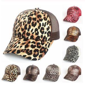 At Kuyruğu Beyzbol Şapkası Spor Ayarlanabilir Anti-Ter önleyici UV Nefes Unisex Mesh Şapka Güneş Şapka Trucker Hat YYA108-4