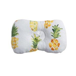 Cute Baby oreiller en coton doux anti-Cracher Lait Antitête Stéréotype Safe Four Seasons du nouveau-né Universal
