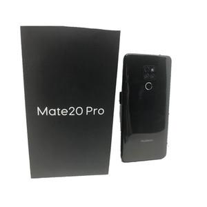 Android 6.0 pulgadas Goophone mate 20 pro Quad Core 1280 * 720 8MP 1GB RAM 4GB ROM Teléfono inteligente Mostrar falso 4 + 128G en stock