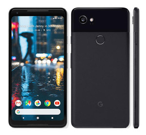 "Recuperado de telefone celular Original Google Pixel 2 XL Desbloqueado Octa Núcleo de 64GB / 128GB 6,0"" 12.2MP 4G LTE"