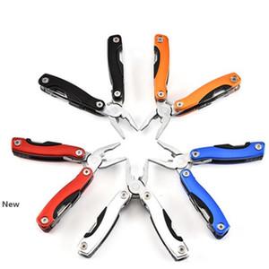 다기능 접는 펜치 휴대용 미니 스테인레스 스틸 포켓 접이식 플라이어 홈 범용 도구 포켓 나이프 핸드 툴 ZZA1121