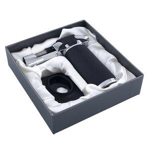 부탄 가스 블로우 토치 라이터 용접 납땜 시가 상자 선물 기타 주방 바 식사와 라이터