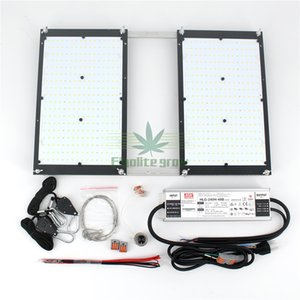 2020 Latest Samsung LM301B HLG Dimmable 240w LED quantrum board with 80*80*160cm Grow tent Kit Indoor System