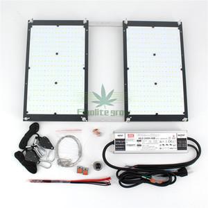2020 Neu Samsung LM301B HLG Dimmbare LED 240w quantrum Brett mit 80 * 80 * 160 cm wachsen Zelt Kit Indoor-System