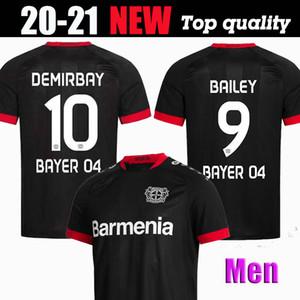 20 21 Leverkusen Fussball Jersey L.Bender 2020 2021 Havertz Jersey Demirbay Alario Volland Männer Kinder Fußballhemd