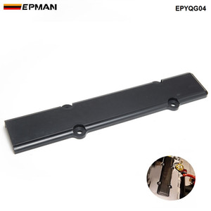 에드먼 레이싱 엔진 밸브 커버 탄소 섬유 점화 플러그 커버 혼다 시빅 B16 B18 EPYQG04에 대 한 B- 시리즈 ABS 플라스틱