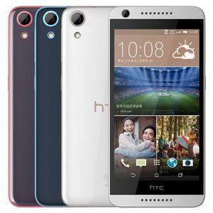 원래 쓰자 HTC 디자 이어 (626) 5.0 인치 옥타 코어 2기가바이트 RAM 16기가바이트 ROM 1300 만 화소 카메라 안드로이드 4G LTE 스마트 모바일 휴대 전화 무료 DHL의 1PCS