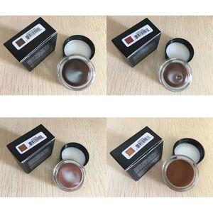 En stock ! El nuevo maquillaje de cejas potenciadores Pomada 11 colores a prueba de agua de cejas 4g ASH Brown Rubia caramelo oscuro EBONY AUBURN el epacket envío