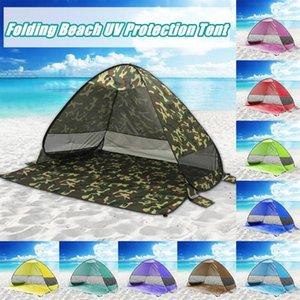 Oudoor antivento Heave sulla tenda impermeabile tenda Ultralight campeggio protezione UV Beach Camping Pesca Trekking Shelter #z