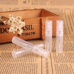 2ml 3ml Empty spray bottle transparent dispensing fine mist spray bottles split Bottles cosmetics disinfection hand sanitizerl perfume
