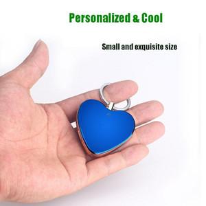 Tipo caldo del pendente di amore Più chiaro di ricarica USB accenditore elettronico di personalità del metallo accendini regalo creativo di personalizzazione