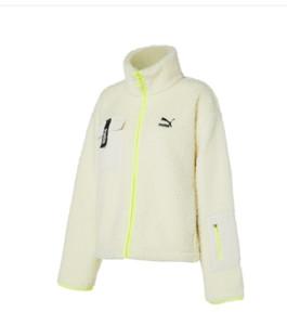 2020 новое пальто девушки способа кашемира куртки конструктора PUMA женщина высокого качества Теплое пальто Марка Luxury Leisure Jacket Outerwea