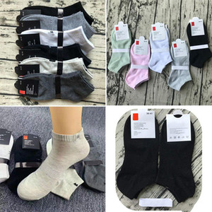 New Cotton Laufsocken Sportstrümpfe Basketball Socken atmungsaktiv Fußballsportsocke Großhandel DHL-freies Verschiffen